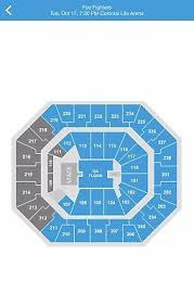 Foo Fighters Milwaukee Seating Chart 1 Ga Ticket Foo Fighters Seattle 9 1 18 General Admission