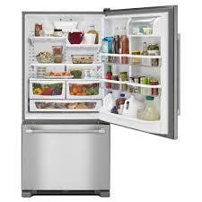 kenmore bottom freezer refrigerator. ft. bottom freezer refrigerator kenmore e