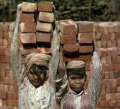 "degree of thought ""child labour a social disease"" hethono sumi  more than 1 2 million children are trafficked every year is one of the countries the highest number of prostitutes"