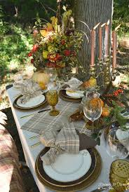 898 best TAblescape-Fall images on Pinterest | Table settings ...