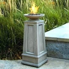 gas fire column gas fire column outdoor propane fire column ups canyon ridge gas column fire gas fire column propane