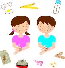 Food Allergy and Children with Eczema and Atopic Dermatitis
