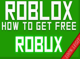 Roblox How To Get How To Get Free Robux On Roblox