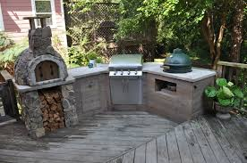 Pizza Oven Outdoor Kitchen The Cow Spot Outdoor Kitchen Finale