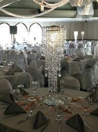 a chandelier for wedding wedding reception decorations for crystal wedding centerpieces crystal chandelier wedding