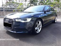 Audi A6 Depreciation Chart Used Audi A6 Car For Sale In Singapore Bestauto Motoring