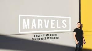 Marvels A Rap Music Video About Comic Books Superheroes By