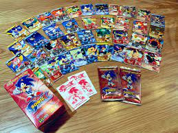 Steamforged games recently announced that the company will launch a tabletop game, based on sega's iconic character sonic the hedgehog, entitled sonic: Adam On Twitter Sonic X Trading Cards I Think These Only Saw A Release In The Us In 2005 As I Imported This Box At The Time The Set Contains 110 Cards