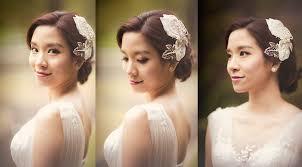 australia prewedding bridal makeup