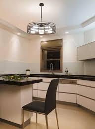 Awesome Cocina: Las Lámparas De Techo Se Suelen Usar En La Cocina En La Zona Del  Office, Para Iluminar La Mesa Principalmente.