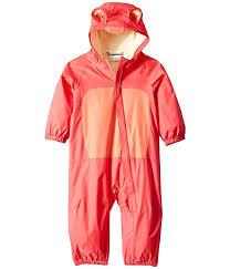Columbia Kids Kitteribbit Rain Suit Infant Toddler