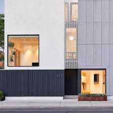 Peter phillips (born 21 may 1939) is an english artist. Semi Semi By Comn Architects Comprises Two Matching Homes In Toronto
