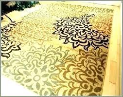 round yellow rug ikea faux fur area ikea stockholm yellow rug