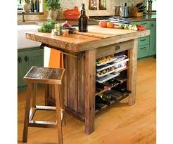 rustic portable kitchen island. Rustic Portable Kitchen Island Barn Wood Traditional Intended For Islands And Carts Ideas