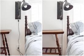 how to hide sconce cords easily in about 2 minutes this cord