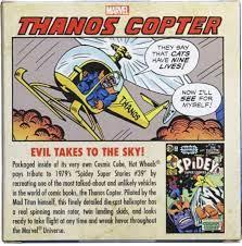 Hot Wheels Comic Con exclusive Thanos ...
