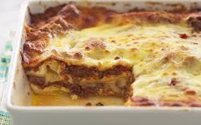 Classic Lasagne Classic Lasagne With Homemade Pasta Recipe Food To Love