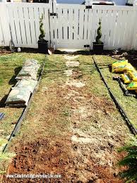 Gravel Garden Design Cool Have The Best Yard On The Block With A DIY Pea Gravel Path DIY