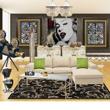 old hollywood style furniture. old hollywood style in time for the academy awards gold always seems to bring furniture y