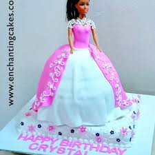 Girls Birthday Cake Photo Gallery By Enchanting Cakes