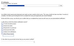 It Surveys Free Questionnaire Templates Online Survey Software