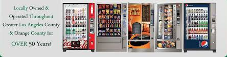 Vending Machine Companies In Orange County Ca Interesting Vending Machines And Office Coffee Service Los Angeles And Orange