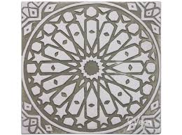 Decorative Tiles For Wall Art Moroccan ceramic art Wall tile Decorative tile 16