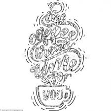 Starbucks Coloring Page 7 Starbucks Coloring Page Printable Free
