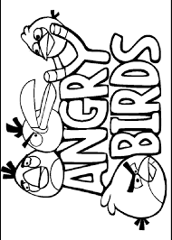 drawings to print angry birds 15