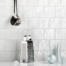 Install Wall Tile Backsplash Inspiration Montauk Sky 488x488 Ceramic Wall Tile Wall TileBar