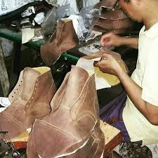 custom bootaking leather shoes