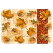 large glass cutting board fall autumn leaves glass cutting board large free on orders