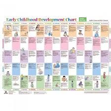 developmental milestones chart early childhood development chart 3rd edition child