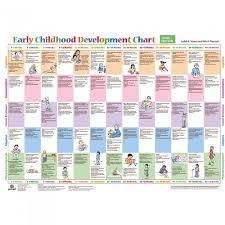 developmental milestones chart early childhood development chart 3rd edition child
