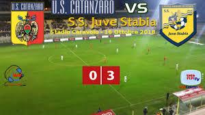 Catanzaro vs Juve Stabia 0-3. Cinquina Storica per la Juve Stabia
