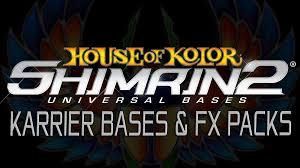 House Of Kolor Shimrin 2 Karrier Bases Fx