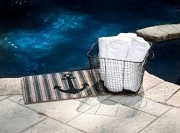 Amazon.com : Abbott Coir Fibre Doormat, Union Jack Flag, Natural ...