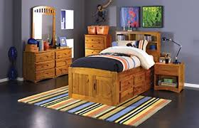 twin captains bed with drawers. Unique Bed Twin Captains Bed Bookcase With 6 Drawers Desk Hutch And Chair In Honey  Finish And With Drawers R