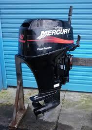 2 stroke mercury outboard motor