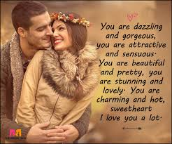 Stunning Love Message