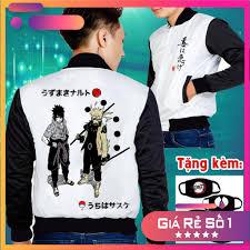 HOT] Áo khoác áo hoodie Naruto giá siêu rẻ nhất vịnh bắc bộ, Giá tháng  1/2021