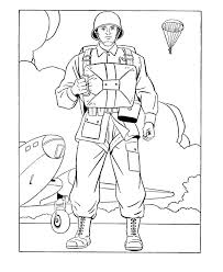 Soldier Coloring Page Army Coloring Pages Printable Soldier 76