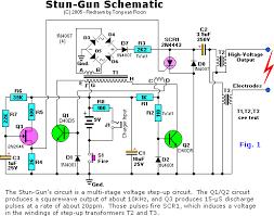 Taser Voltage Chart Highest Amperage Stun Gun Its Not The Voltage Tbotech
