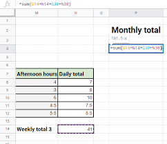 Excel Formula For Timesheet How To Create A Simple Excel Timesheet Clockify