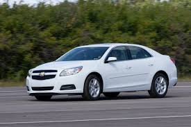 2013 Chevy Malibu White - Onsurga