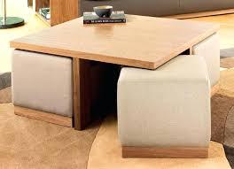 coffee table seating medium wonderful round
