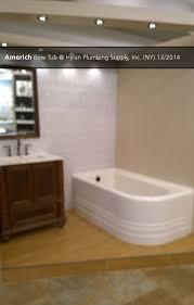 Americh Bow Tub Hylan Plumbing Supply Inc Ny 12 2014 Bath Showcase Peabody Supply