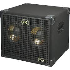 Gallien-Krueger Goldline 210GLX 2x10 Bass Speaker Cabinet ...