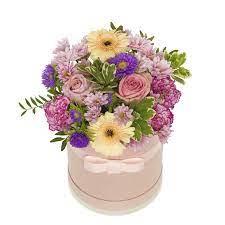 Kolorowy Flower Box - idealny prezent na urodziny!