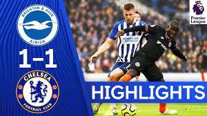 ไฮไลท์ฟุตบอล พรีเมียร์ลีก ไบรท์ตัน แอนด์ โฮฟ อัลเบี้ยน 1-1 เชลซีBrighton &  Hove Albion 1 - 1 Chelsea - คลิป ฟุตบอล :ไฮไลท์ ฟุตบอล ผลบอลสด ตารางคะแนน